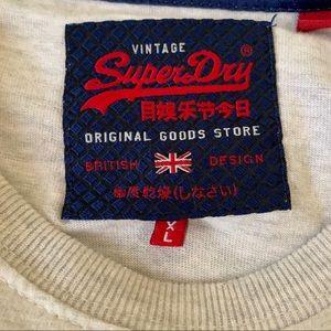 Superdry Shirts - Super Dry T-Shirt